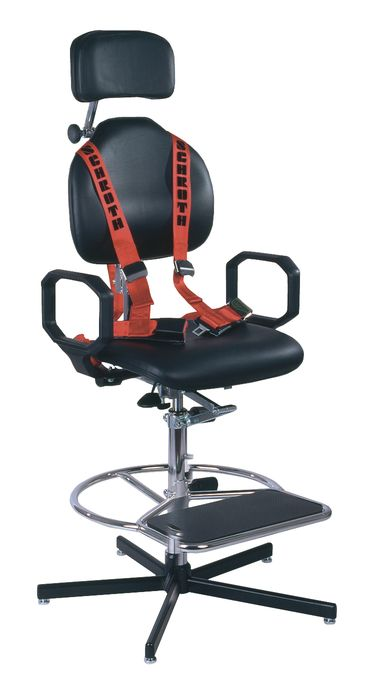 Disability Dental Lab Chair. This Chair Is Intended For People Suffering  From Epilepsy And To Prevent Them, In Case Of A Seizure Not To Fall Off The  Chair.